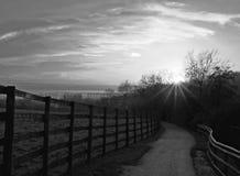 English Countryside Landscape royalty free stock image