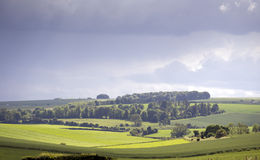 English countryside Stock Image