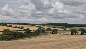English countryside Royalty Free Stock Photo