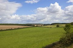 English countryside Royalty Free Stock Photos