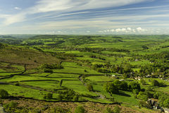 The English countryside Royalty Free Stock Photography