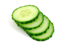 English cucumber Royalty Free Stock Photo