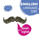 English day7 Royalty Free Stock Photography