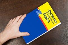 English dictionary Royalty Free Stock Photo