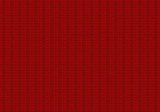 English elastic knitted pattern Stock Photography