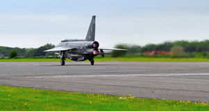 English Electric Lightening After Burner Royalty Free Stock Images
