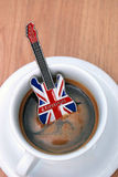English espresso Stock Photography