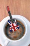 English espresso Stock Photography
