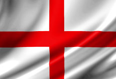 English flag Stock Photos