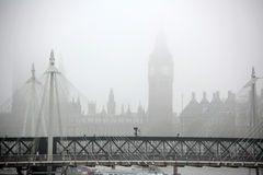 English fog Royalty Free Stock Image