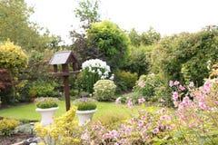 A English Garden. Royalty Free Stock Photo