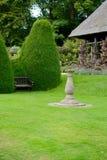 English Garden Stock Image