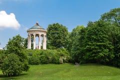 English Garden park in Munich Stock Images