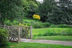 An English Garden Royalty Free Stock Photos