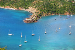 English Harbour, Antigua Stock Photos