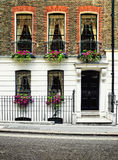English Homes Stock Images