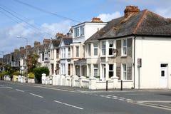 English Homes Royalty Free Stock Photos