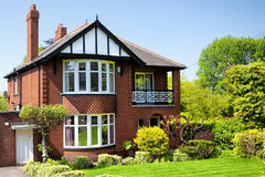 English house Royalty Free Stock Photo