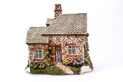 English House Replica Royalty Free Stock Image