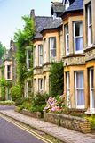 English houses Stock Photos