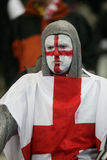 An english knight fan Royalty Free Stock Photos
