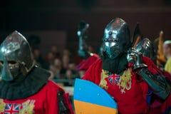 English Knight Stock Photos
