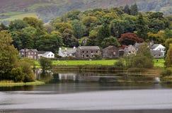 The English Lake District Royalty Free Stock Photo