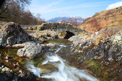 The English Lake District Stock Photos