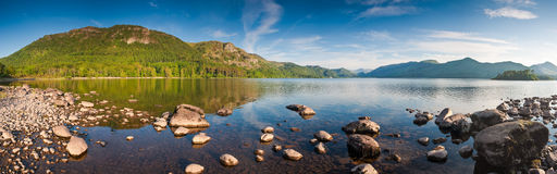 English Lake District, Cumbria, UK. Royalty Free Stock Photography