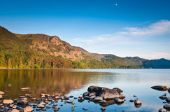 English Lake District, Cumbria, UK. Royalty Free Stock Photo