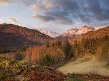 English Lake District Stock Photography