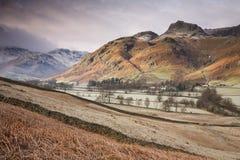 English Lake District Stock Images