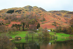 The English Lake District Stock Photo