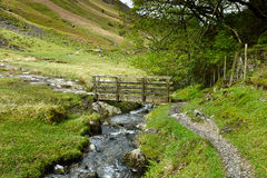 The English Lake District Stock Images