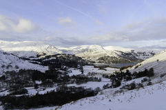 English Lake District, Ullswater, England Stock Photography
