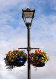 English lampost Royalty Free Stock Image