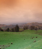 English Landscape. The natural spendour of England's Lake District, Cumbria Stock Photography