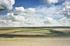 English Landscape Royalty Free Stock Photo