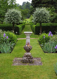 An English Landscaped Garden Stock Images