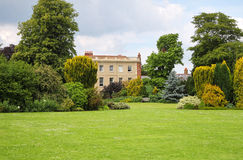 An English Landscaped Garden Stock Image