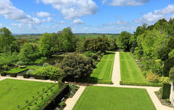 An English Landscaped Garden Royalty Free Stock Photos