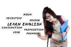Free English Language Materials 3 Royalty Free Stock Photography - 43344317