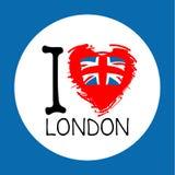 English love Royalty Free Stock Photo