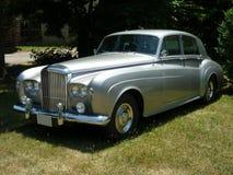 English Luxury Car Stock Image