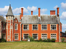 English Manor House Stock Photo