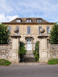 English Mansion Royalty Free Stock Photos