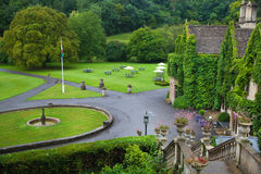 Free English Mansion Hotel With Park And Golf Club Stock Photos - 45901143