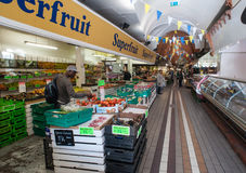 English market in Cork City Stock Photography