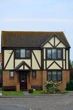 English Mock Tudor House Stock Photography