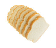 English muffin toasting bread slices Stock Images